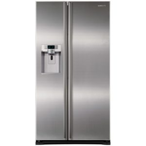 Samsung RSG5UURS American Style Fridge Freezer With Ice & Water – STAINLESS STEEL