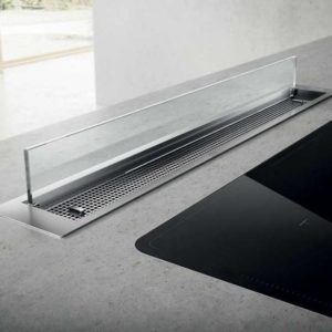 Elica SEE YOU SS 80cm Downdraft Extractor – STAINLESS STEEL