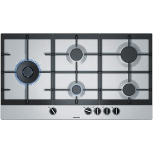 Whirlpool GMW6422IXL 59cm Four Burner Gas Hob – STAINLESS STEEL