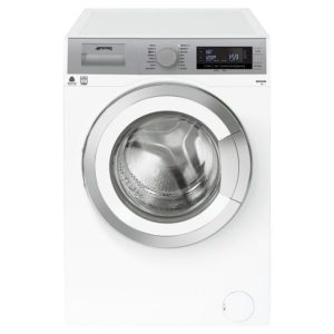 Smeg WHT914LSUK 9kg Washing Machine 1400rpm – WHITE