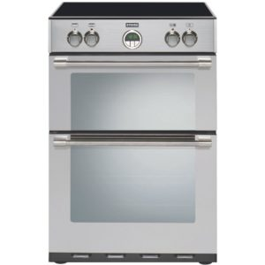 Stoves STERLING 600MFTI STA 60cm Freestanding Induction Cooker - STAINLESS STEEL