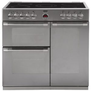 Stoves STERLING 900ESTA 0467 Sterling 90cm Ceramic Range Cooker - STAINLESS STEEL