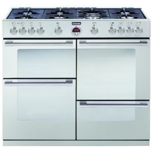 Stoves STERLING R1100GTSTA 0799 Sterling 110cm Gas Range Cooker - STAINLESS STEEL