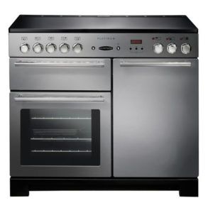 Rangemaster PLAT100EISS/C Platinum 100cm Induction Range Cooker 106870 - STAINLESS STEEL