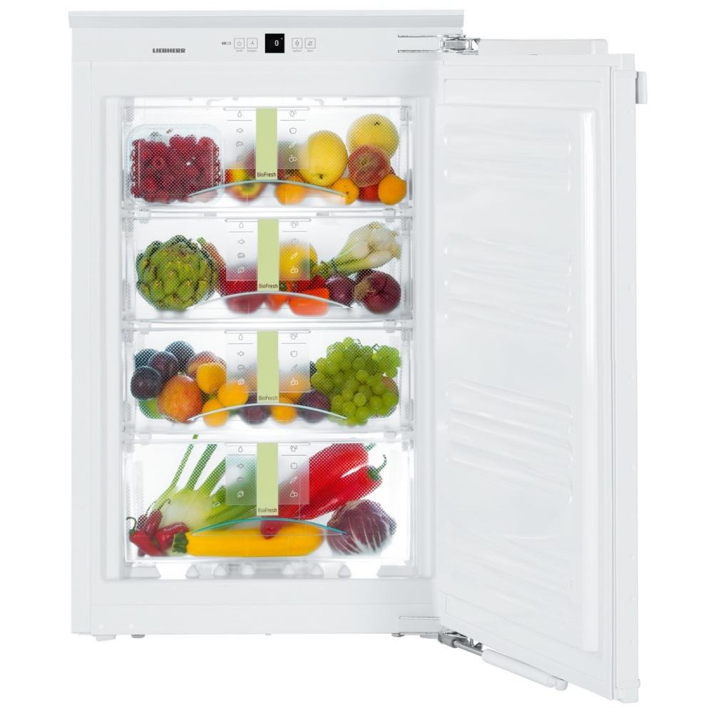Liebherr Sibp1650 89cm Integrated Biofresh Fridge Appliance City