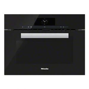 Miele H6800BMOBBL Pureline M-Touch Combination Microwave – BLACK