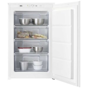 AEG ABE6882VLS 88cm Integrated In Column Freezer