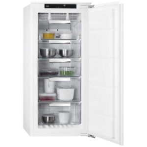 AEG ABE8122VNC 122cm Integrated In Column Frost Free Freezer