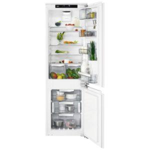 AEG SCE8186VTC 177cm Integrated 70/30 CustomFlex Frost Free Fridge Freezer