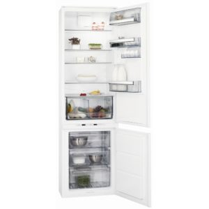 AEG SCE8192VTS 185cm Integrated 70/30 Frost Free Fridge Freezer