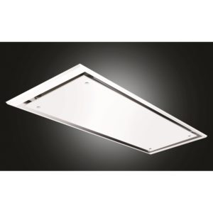 Air Uno ECLIPSE 90 WH 90cm Eclipse Ceiling Hood - WHITE
