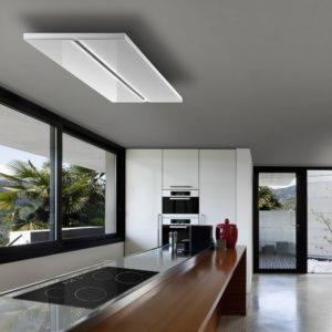 Air Uno VERDI 120 WH 120cm Verdi Ceiling Hood – WHITE