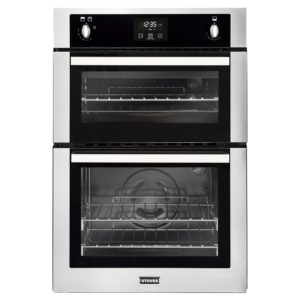Stoves BI900GSTA 4842 Built In Double Gas Oven – STAINLESS STEEL