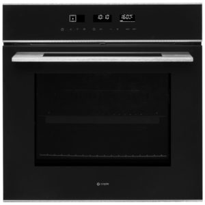 Caple C2401 Sense Built In Pyrolytic Single Oven - BLACK
