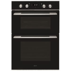 Caple C3371 Sense Built In Double Oven - BLACK