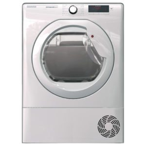 Hoover DNCD813B 8kg Condenser Tumble Dryer - WHITE