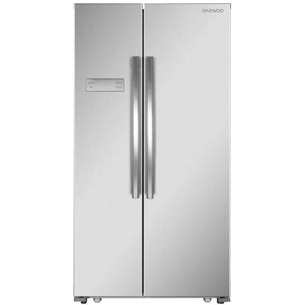 Daewoo FRAH52B3S American Style Fridge Freezer Non Ice & Water - Appliance  City