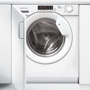 De Dietrich DLZ8514I 8kg Fully Integrated Washer Dryer