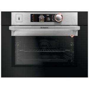 De Dietrich DKR7580X DX2 Compact Pyrolytic Steam Combination Oven – PLATINUM