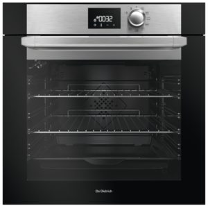 De Dietrich DOP7350A DX1 Built In Pyrolytic Multifunction Single Oven – BLACK