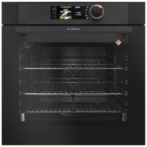 De Dietrich DOP7785A DX3 Built In Pyrolytic Multifunction Single Oven – BLACK