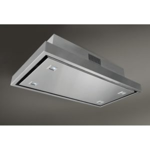 Elica STRATOS LED 90cm Ceiling Hood - STAINLESS STEEL