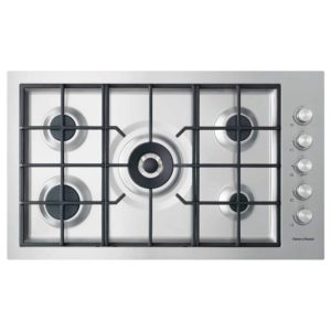 Fisher Paykel CG905DWLPFCX3 90cm 5 Burner LPG Gas Hob – STAINLESS STEEL