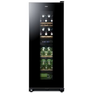 Haier WS46GDBE 50cm Freestanding Wine Cooler – BLACK