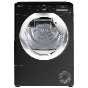 Hoover DXC10DCEB 10kg Condenser Tumble Dryer - BLACK