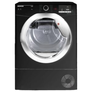 Hoover HLC9DCEB 9kg Condenser Tumble Dryer - BLACK