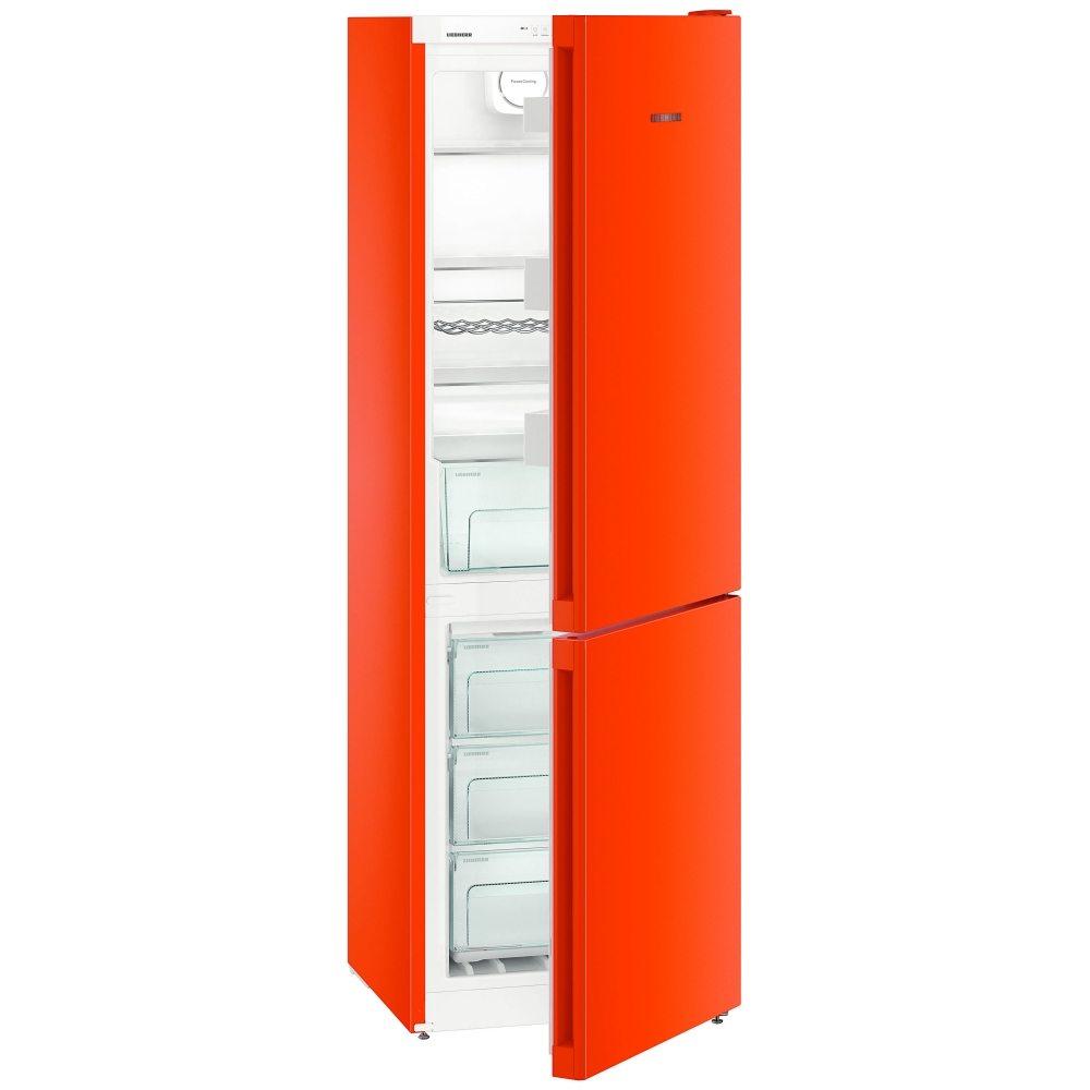 Liebherr Cnno4313 60cm Frost Free Fridge Freezer Orange