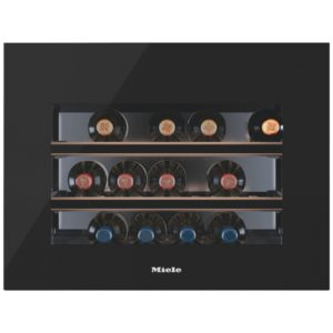 Miele KWT6112IGEDOBBL 45cm Integrated In Column Wine Cooler – BLACK