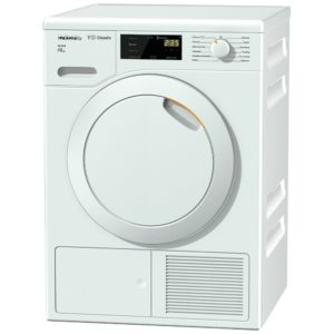 Miele TDB220 7kg T1 Classic Heat Pump Condenser Tumble Dryer - WHITE