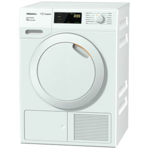 Miele TDD230 8kg T1 Classic Heat Pump Condenser Tumble Dryer - WHITE