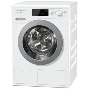 Miele WCE660 8kg W1 TwinDos Washing Machine 1400rpm – WHITE