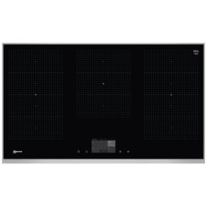 Neff T59TF6RN0 92cm FlexInduction Hob - STAINLESS STEEL