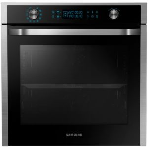 Samsung NV75J7570RS Built In Pyrolytic Dual Cook Single Oven - STAINLESS STEEL