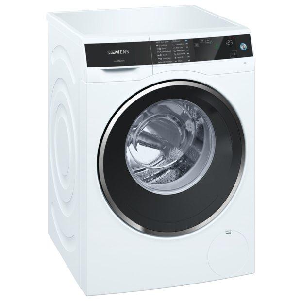 siemens wm4uh640gb 9kg avantgarde i dos washing machine 1400rpm white appliance city. Black Bedroom Furniture Sets. Home Design Ideas