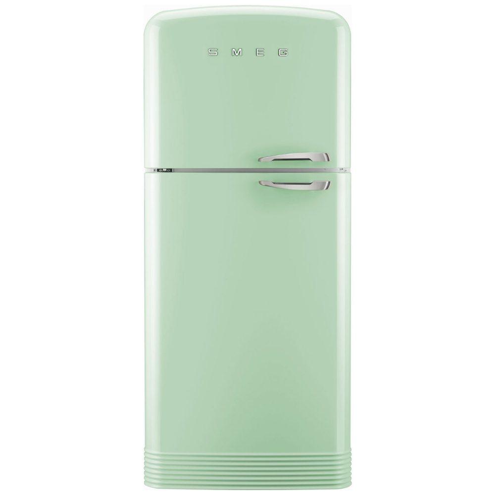 smeg fab50lpg retro top mount frost free fridge freezer. Black Bedroom Furniture Sets. Home Design Ideas