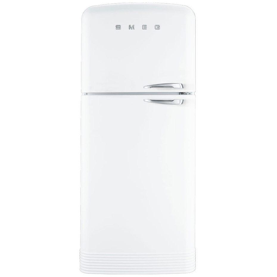 smeg fab50lwh retro top mount frost free fridge freezer. Black Bedroom Furniture Sets. Home Design Ideas