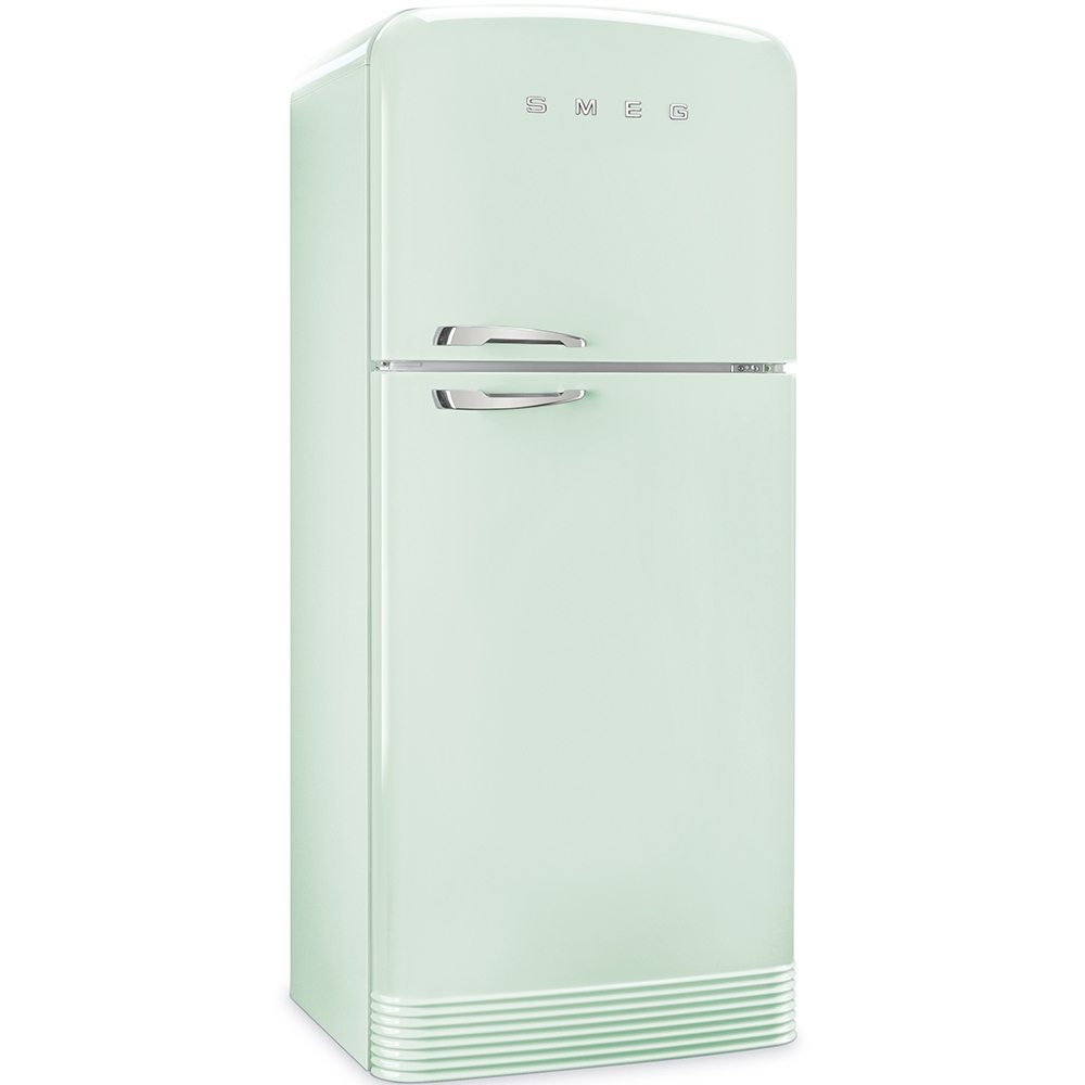 smeg fab50rpg retro top mount frost free fridge freezer. Black Bedroom Furniture Sets. Home Design Ideas
