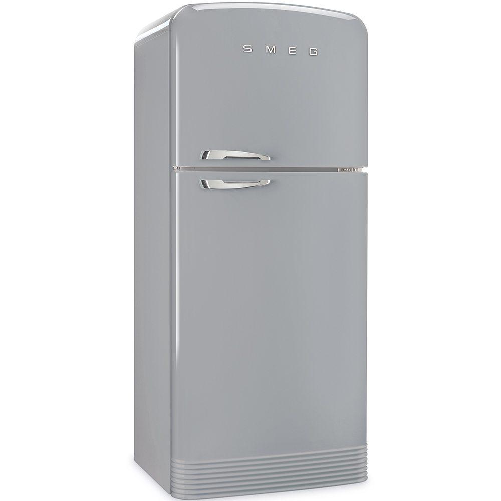 smeg fab50rsv retro top mount frost free fridge freezer. Black Bedroom Furniture Sets. Home Design Ideas