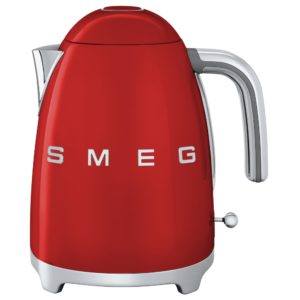 Smeg KLF04SSUK Retro Variable Temperature Kettle – SILVER
