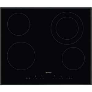 Smeg SE364ETB 60cm Touch Control Ceramic Hob - BLACK