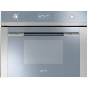 Smeg SF4120V Compact Linea Steam Oven - STAINLESS STEEL
