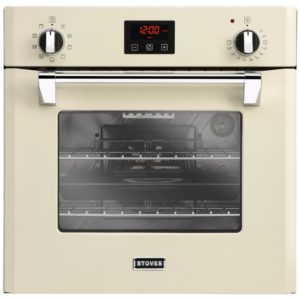 Stoves RICH600MFCRM Built In Single Multifunction Oven – CREAM