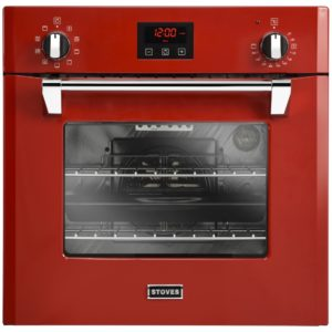 Stoves RICH600MFRED Built In Single Multifunction Oven – RED