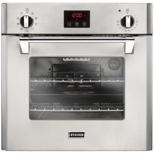 Stoves RICH600MFSTA Built In Single Multifunction Oven – STAINLESS STEEL