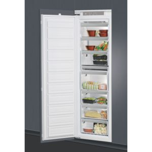 Whirlpool AFB1843A+ 178cm Integrated In Column Frost Free Freezer