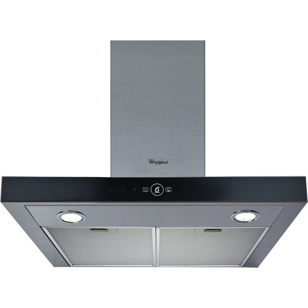 whirlpool black stainless steel appliances dishwasher whirlpool akr746ukix 60cm chimney hood stainless steel appliance city